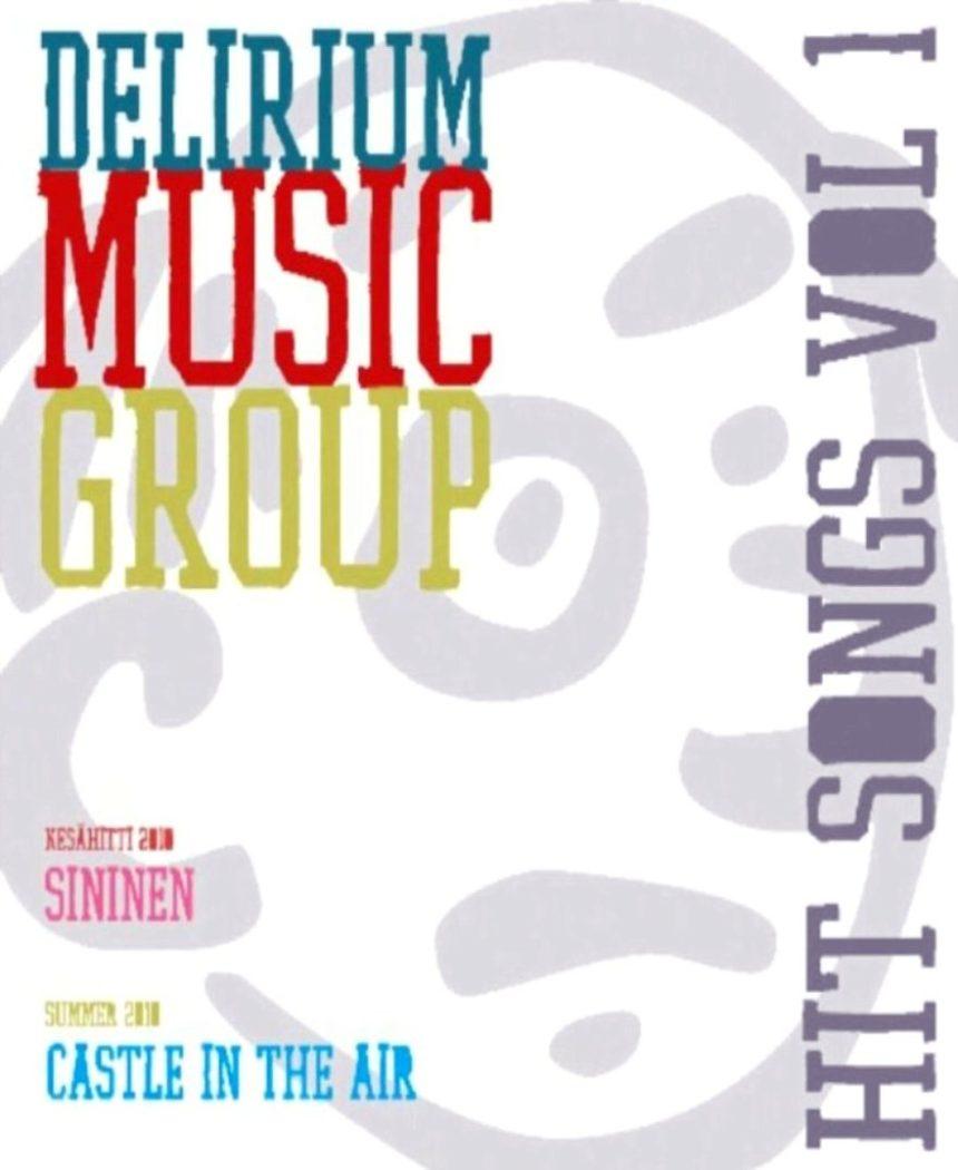 DELIRIUM MUSIC GROUP ON NYT TÄÄLLÄ (24.5.2010)