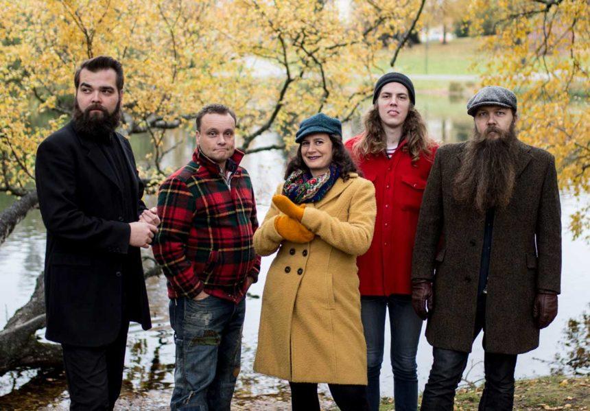 """Ilaria Tucci & the Blue Ice Orchestra ensimmäinen single """"Sorprendimi"""" tulossa julkaisuun 21.10.2016"""