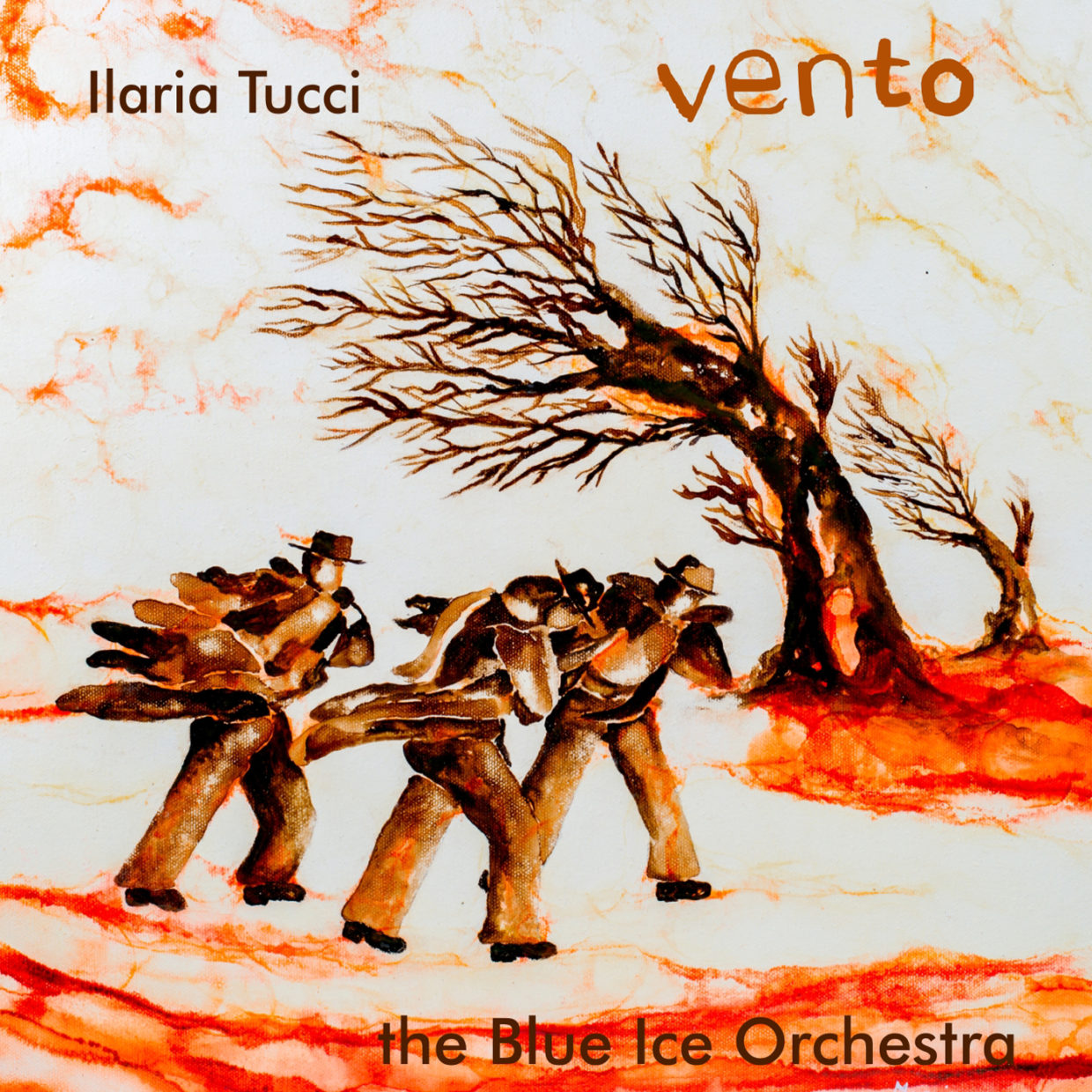 Vento – debut album from Ilaria Tucci & the Blue Ice Orchestra